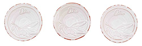 Mud Pie 4841014 Olive Dipping
