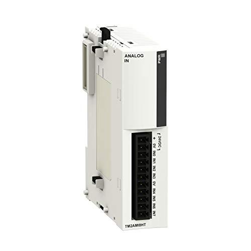 Schneider PLC Analog Input Module TM2AMI8HT One Year Warranty!