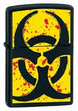 Zippo manufacturing - 24330 - hazardous lighter