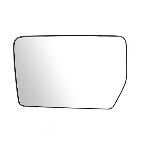 Power Mirror Glass Driver Side Left LH for Ford F150 Mark LT Pickup Truck ()