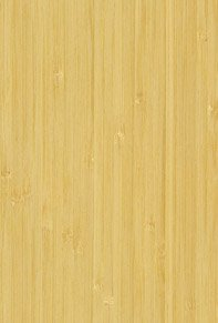 Bamboo Wood Veneer Natural Narrow Cane 4x8 10 mil Sheet