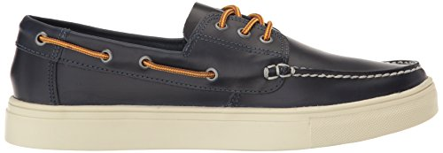 Eastland Mens Capitan Oxford Navy