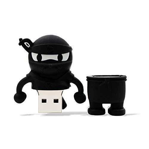 SHIDAIZHOU - Memoria USB de Silicona, diseño de Personajes ...