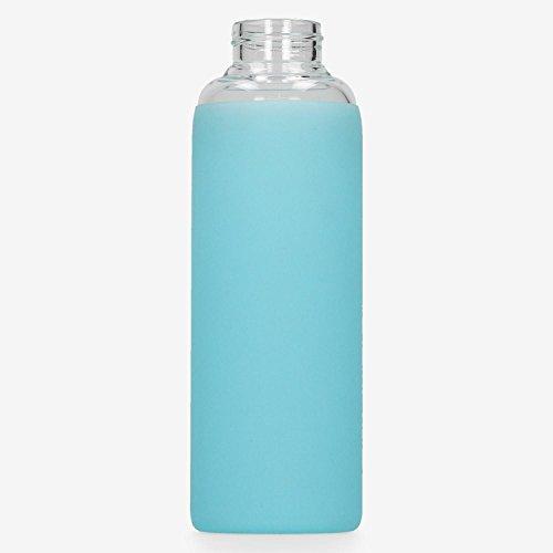 ILICO Botella Agua Deporte Azul (Talla: T.U.): Amazon.es: Deportes y aire libre
