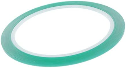 dailymall マスキングテープ ハードエッジ モデルクラフト ペイントツールクリア用 全3サイズ - 5mm