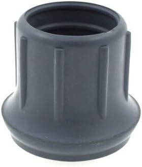 Z-Tec - Casquillos de goma (29 mm, 4 unidades), color gris: Amazon.es: Salud y cuidado personal