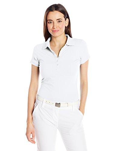 - Antigua Women's Spark Shirt, White, X-Large