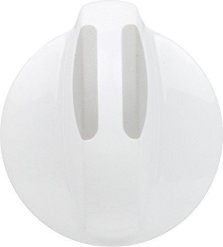 Electrolux Wci-134844410 Washer Selector Knob Rotary White