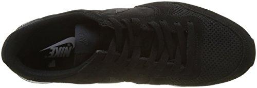 002 Sail Internationalist Chaussures Black Homme de Se Noir Nike Gymnastique T61Zcw