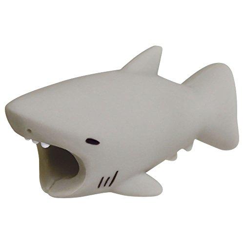 ケーブルバイト サメ グレーの商品画像