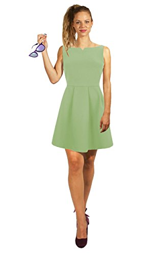 Vestido Verde Molar