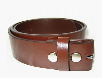 BELTMASTERS® Leather Belts For All Buckles - Many Colors Available