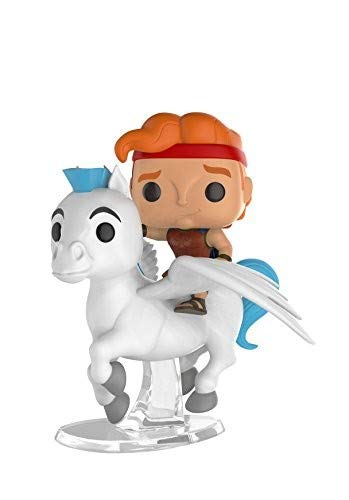 Funko POP! Ride Disney: Hercules and Pegasus Collectible