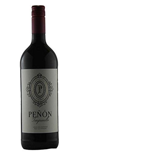 Rotwein Spanien Penon Tempranillo 2014 halbtrocken (1x1,0l) - VERSANDKOSTENFREI -