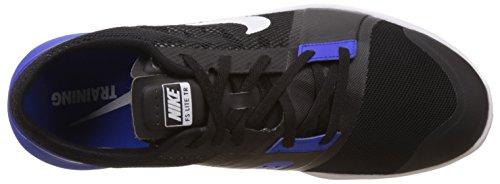 Nike Heren Fs Lite Trainer 3 Trainingsschoen Zwart / Racer Blauw / Antraciet / Wit