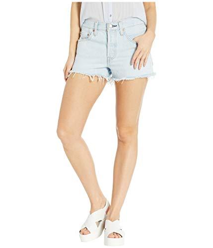 - Levi's Women's 501 Shorts, Vintage Authentic, Blue, 32