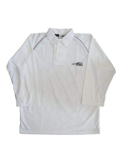 Pro Impact Sports - Cricket Shirt - 3/4th Sleeve Large