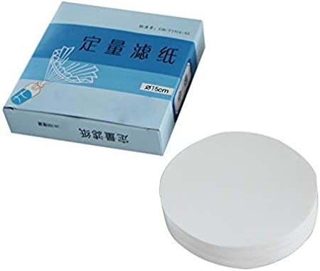 DYYW-ac Accessories Color : Type1 Qualitative Filter Paper Quantitative Thickening Medium-Speed Chemical Experiment Filter Paper Various Specification Machines