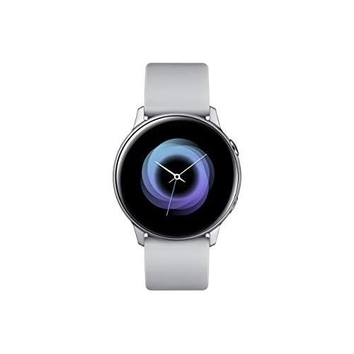 chollos oferta descuentos barato Samsung Galaxy Watch Active Smartwatch 1 1 40mm Tizen 768 MB de RAM Memoria Interna de 4 GB Color plata Versión Española