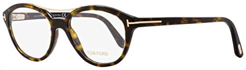 Tom Ford - FT 5412, Geometric, acetate, women, DARK HAVANA(052), - Ford Tom Clothing Women