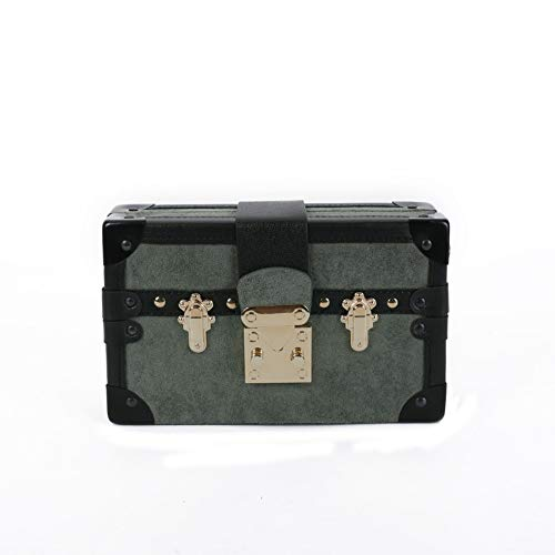 Lock Wild Bandolera Bolso Solo Crossbody Bag Caja Scrub Hombro Fashion Mini Hxkb De Hembra pqzSYxg