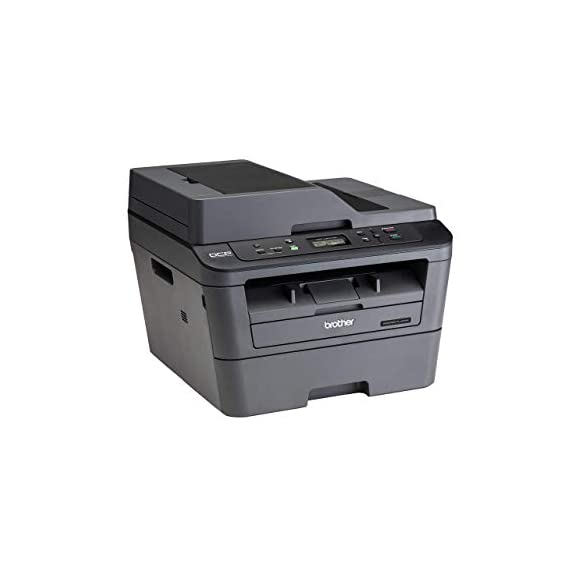 Brother DCP-L2541DW Multi-Function Monochrome Laser Printer with Wi-Fi, Network & Auto Duplex Printing