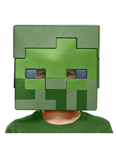 Disguise Minecraft Zombie