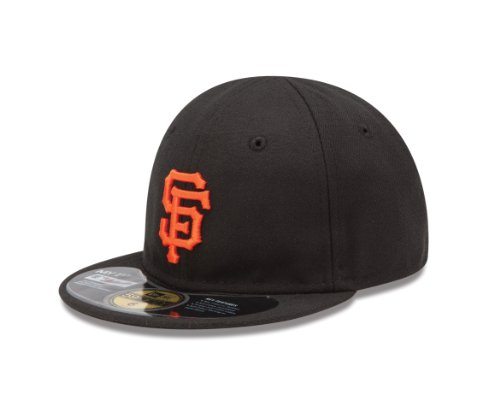 MLB San Francisco Giants Game My 1st 59Fifty Infant Cap, Size 6 - San Francisco Giants Fitted Game