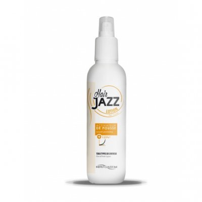 HAIR JAZZ Lotion - Speeds Up Your Hair Growth 200ml