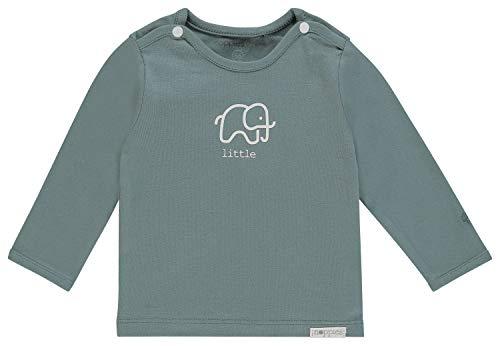 Noppies U Tee Ls Amanda Elephant uniseks-baby T-Shirt