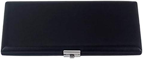Magideal instrumento musical caja de lengüetas para Oboe de madera y piel sintética para 10 cañas: Amazon.es: Instrumentos musicales