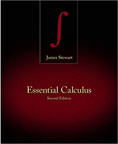 essential calculus 2nd edition answers