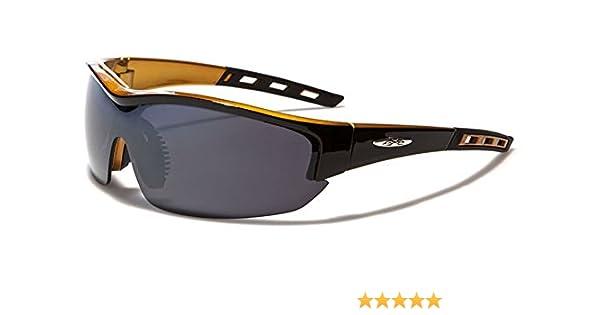 X-Loop ® Gafas de Sol/Gafas de Esqui - UV400 - Gafas de Sol/Esqui / Deportes - Protección UV400 (UVA & UVB)