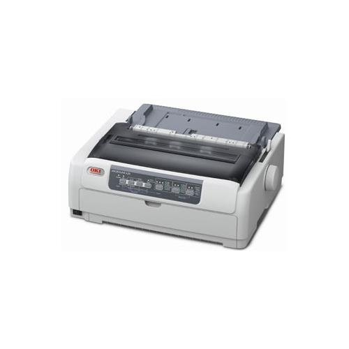 Oki MICROLINE 691 Dot Matrix Printer - Monochrome - 24-pin - 480 cps Mono - 360 x 360 dpi - USB - Parallel 62434101
