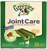 Greenies JointCare Large Dog Treats Smoke — 28 Treats, My Pet Supplies