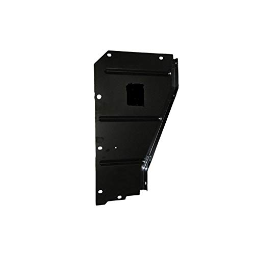 - Eckler's Premier Quality Products 57-135108 Chevy Radiator Filler Panel, Right,