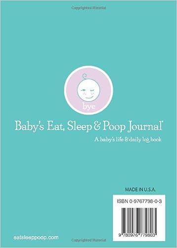 Workbook baby shower games printable worksheets free : Baby's Eat, Sleep & Poop Journal, Log Book (Aqua): Sandra Kosak ...