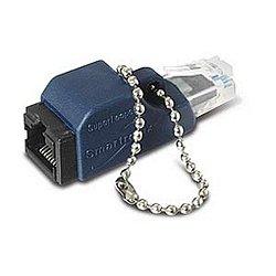 Superlooper, Ethernet Loopback Jack And (Loopback Plug)