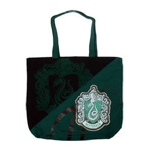 (Harry Potter) Slytherin House Canvas Tote Bag