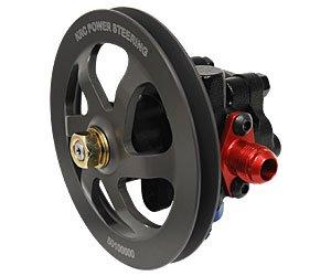 KRC Power Steering 50010000 CAST IRON PUMP W/6IN. ()