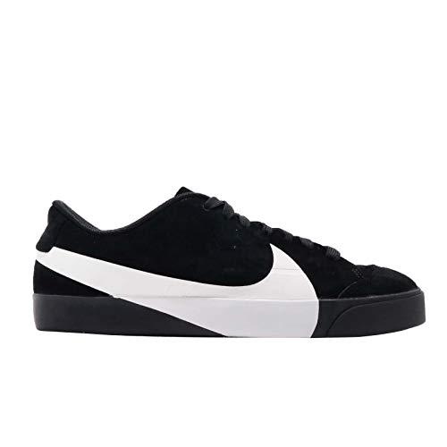 Eu Nike black Low Donna City White 39 Ginnastica Lx Basse 001 Da Nero Blazer Scarpe 61C1qZ