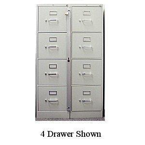 locking bar file cabinet - 3