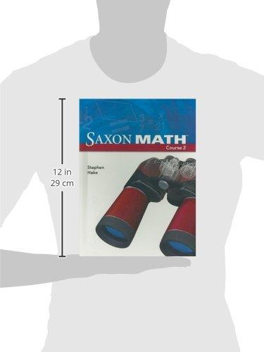 Saxon Math, Course 2 (Student Edition)