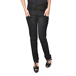 Broadstar Women's Denim Slim Fit Jeans
