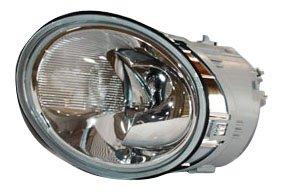 TYC 20-5446-00 Volkswagen Beetle Driver Side Headlight (Volkswagen Beetle Headlight Lh Driver)