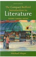 Compact Bedford Introduction to Literature 8e & LiterActive