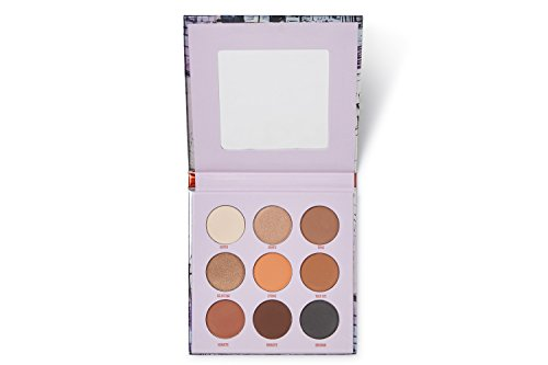 Fashion Bommy Eyeshadow Palette Natural Nude Smoky Matte Shimmer Shades Professional Makeup