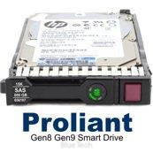 653955 – 001互換HP g8 g9 300-gb 6 G 10 K 2.5 SAS SC ( 2パック) B01N1GLZZL