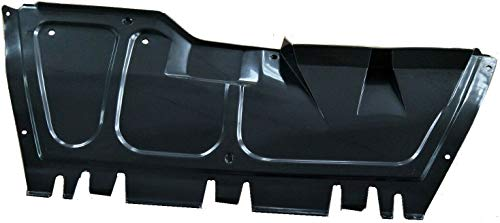 Trade Vehicle Parts VK5461 Engine Cover Undertray: