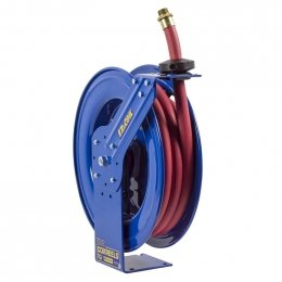 Coxreels EZ-SHF-525 Safety System Spring Driven Fuel Hose Reel 3/4'' x 25' 300 psi